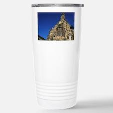 Germany, Nurnberg, market squar Travel Mug