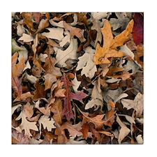 fallleaves_ipad2 Tile Coaster