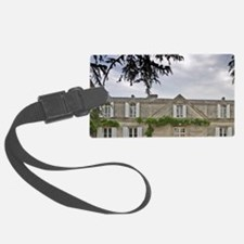 Vieux Chateau Certan and its cou Luggage Tag