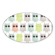 owlets_pattern_coinpurse Decal