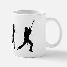 evolution rock14x6 Mug