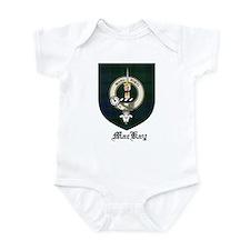 MacKay Clan Crest Tartan Infant Bodysuit