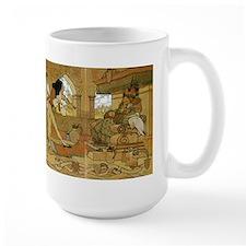 Old King Cole Ceramic Mugs