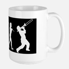 evolution trombone14x6-2 Large Mug