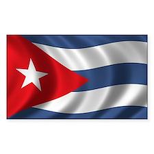 cuba_flag1 Decal
