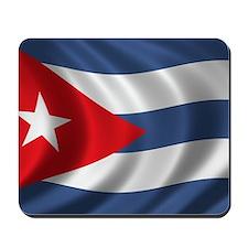 cuba_flag1 Mousepad