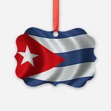 cuba_flag1 Ornament