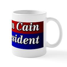 HermanCainForPresident Mug