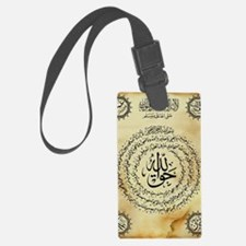 Holy Court2 Luggage Tag