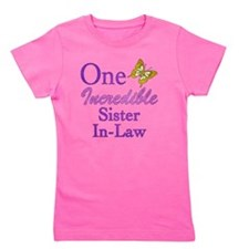 IncredibleSisterInLaw Girl's Tee