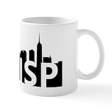 Crisp City White Mug