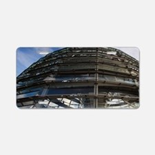Germany, Berlin, Reichstag  Aluminum License Plate