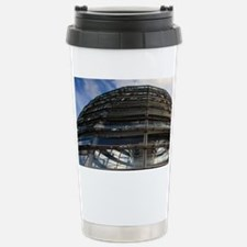 Germany, Berlin, Reichstag Dome Travel Mug