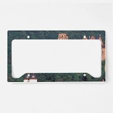 Europe, Germany, Heidelberg License Plate Holder