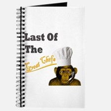 Last Of The Great Chefs Journal