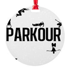 parkour4 Ornament