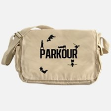 parkour4 Messenger Bag