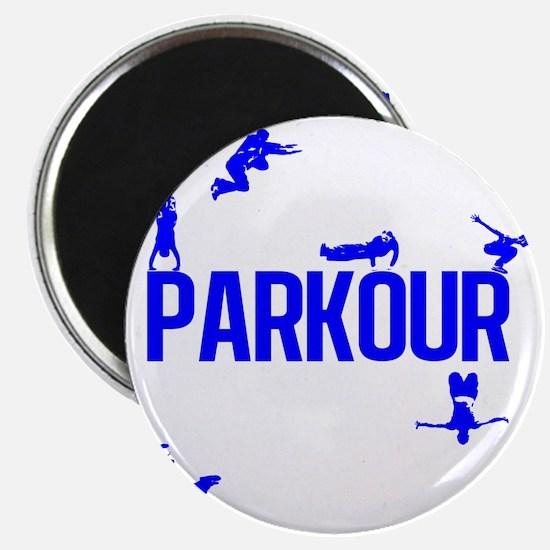 parkour4-4 Magnet