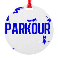 parkour4-4 Ornament