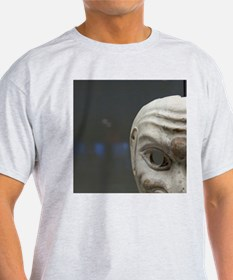 Comedy theatre maskoman Germanic Mus T-Shirt