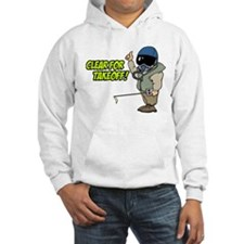 Cleared For Takeoff Hoodie