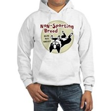 bostonnonsportingred2 Hoodie