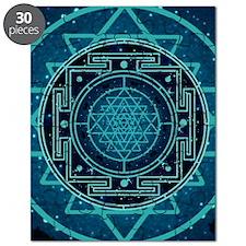 StarrySkyYantraCard2 Puzzle