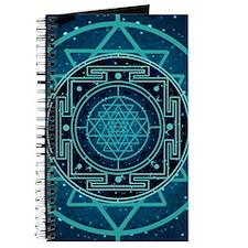 StarrySkyYantraCard2 Journal