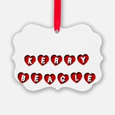 KERRY BEAGLE Ornament