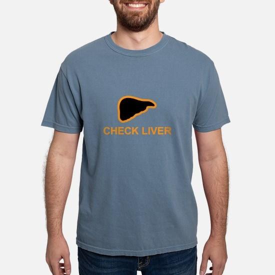 CheckLiver.psd T-Shirt