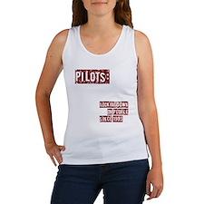 pilots2 Women's Tank Top