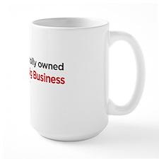 Congress-wholly owned Mug