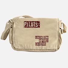 pilots2 Messenger Bag