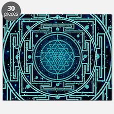 StarrySkyYantraTile2 Puzzle