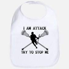 Lacrosse Attackman Bib