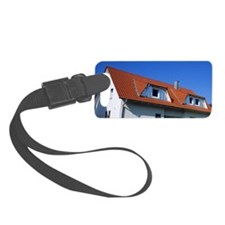 Housing in Gruol, Southern Germa Luggage Tag