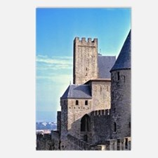 Gives views to La Cite an Postcards (Package of 8)