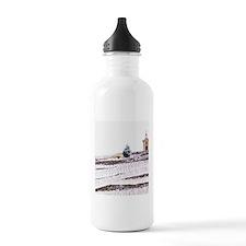 The La Chapelle chapel Water Bottle