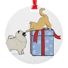 puppykitten Ornament