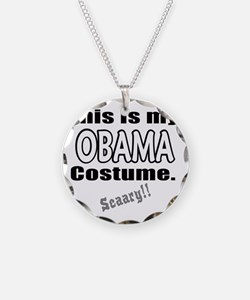 ThisIsMy_Obama_Costume Necklace