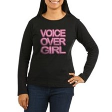 Voiceover GIRL T-Shirt