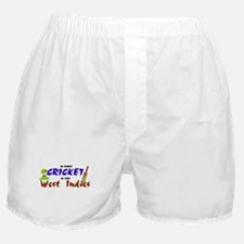 West Indies Cricket Boxer Shorts