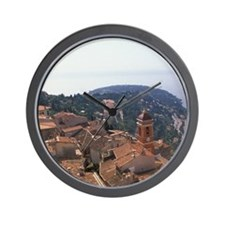 Cote D'Azur / French Riviera Wall Clock