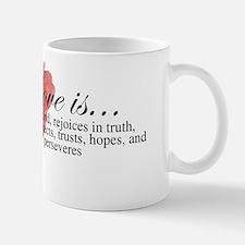 LoveIs Mug