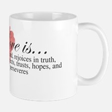LoveIs Small Small Mug
