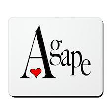 Agape Mousepad