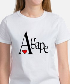 Agape Women's T-Shirt
