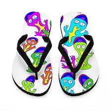 SalamanderArmada2 Flip Flops