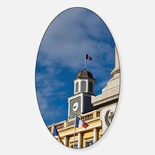Former Hotel de Ville and Monument  Decal