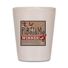 PiBoIdMo mug Shot Glass